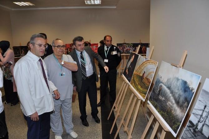Nafod 9.karma Sergisi Nazilli Devlet Hastanesinde Açıldı