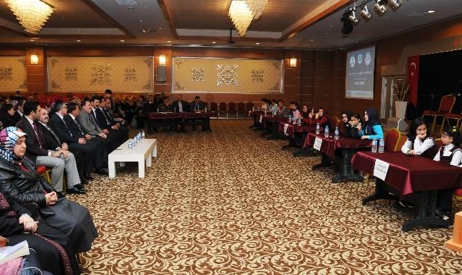 Pursaklar'da Siyer-i Nebi Bilgi Yarışması Yapıldı