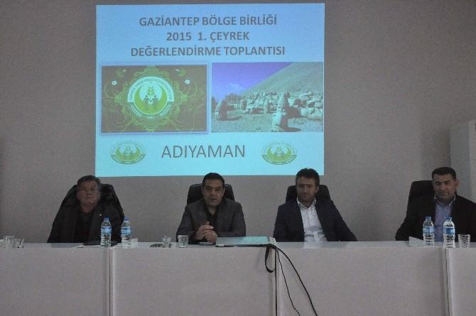 Tarım Kredi Kooperatifi Bölge Toplantısı Adıyaman'da Yapıldı