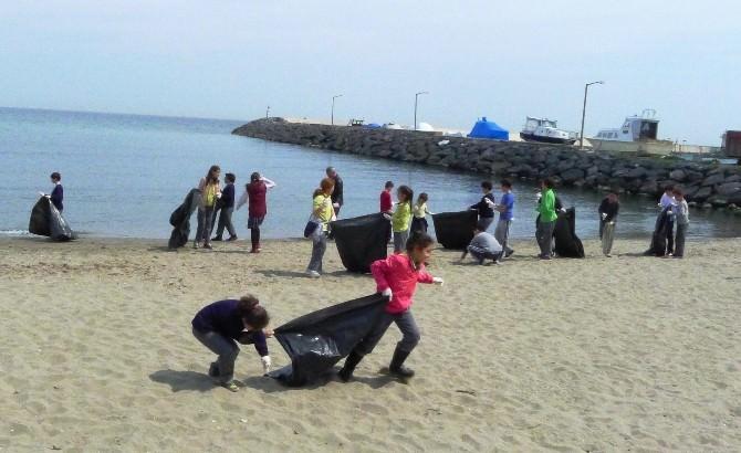 Temiz Bir Çevre İçin Belediye-öğrenci İşbirliği