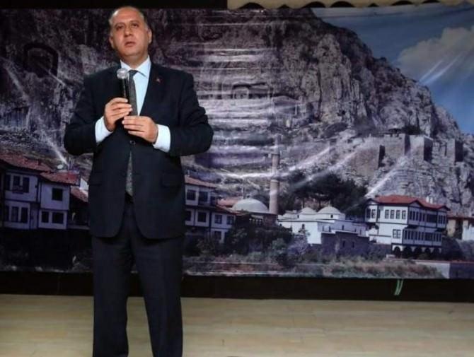 Vali Çomaktekin Amasya'nın Turizm Potansiyeline Dikkat Çekti