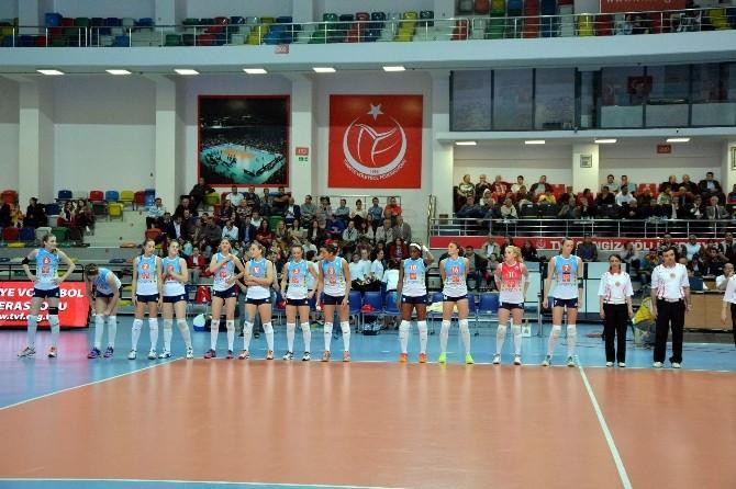 Türkiye Kadınlar Voleybol 1. Ligi
