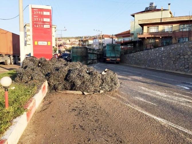 Bursa'da Faciya Ramak Kaldı