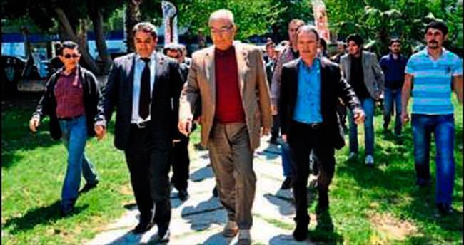 Baykal: CHP siyasi parti, Kızılay değil