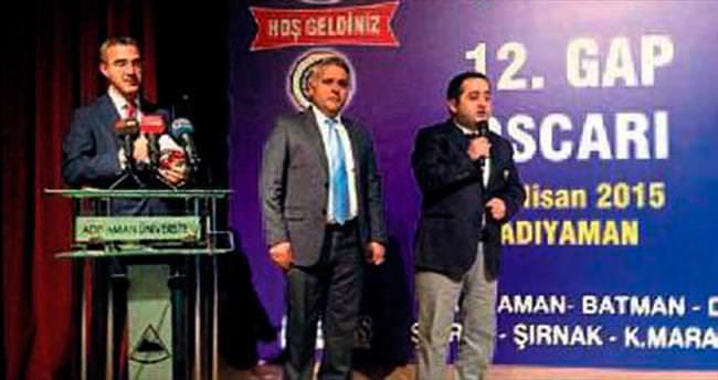 Başkan Saatcı ödülü 'GAP'tı