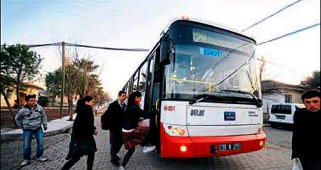ESHOT'tan 9 ilçeye daha otobüs seferi