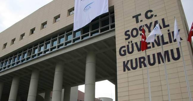 E-SGM SGK SSK Hizmet Dökümü ve SSK Gün Sorgulama Yapma