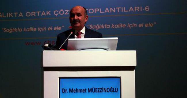 Bakan Müezzinoğlu'ndan sezeryan tepkisi