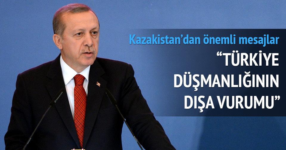 Erdoğan: Tarihe haksızlık ediyolar