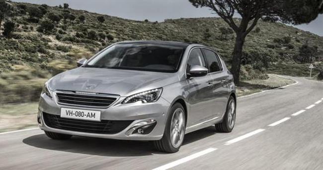 Yeni Peugeot 308'e Düşük Karbon Kahramanı ödülü