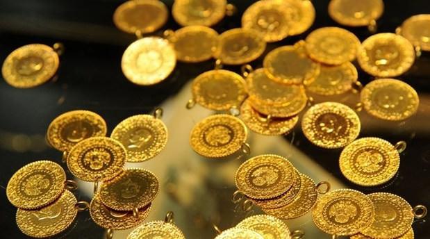 Gram altın 105 TL'ye dayandı