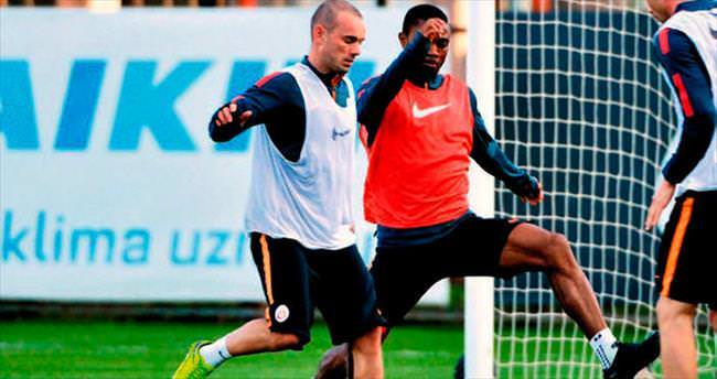 Burak'tan sonra Sneijder müjdesi