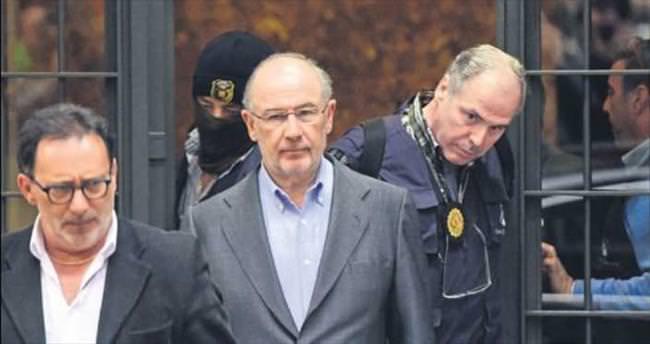 Eski IMF Başkanı Rato gözaltında