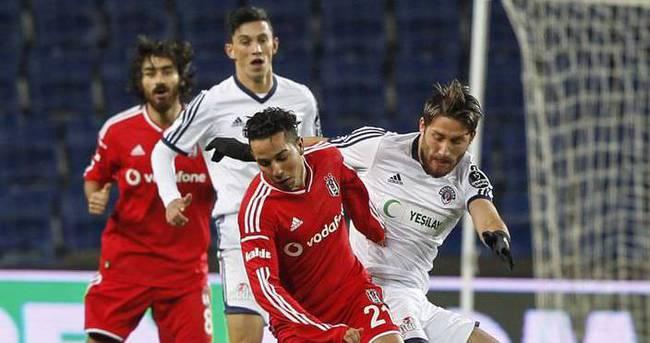 Beşiktaş, Kasımpaşa'ya konuk olacak