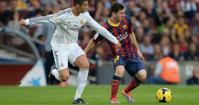 Pele'nin tercihi Messi