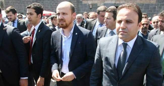 Bilal Erdoğan Diyarbakır'da