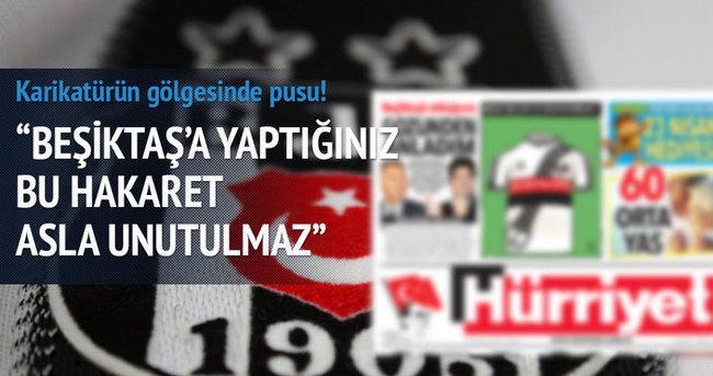 Fatih Doğan: Beşiktaş'a karikatürün gölgesinde pusu!