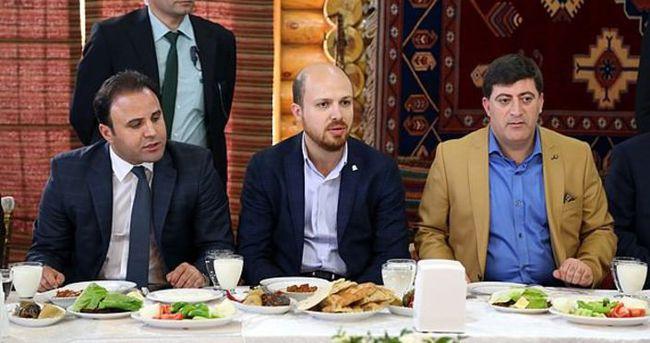 Bilal Erdoğan çözüm süreci için Diyarbakır'da