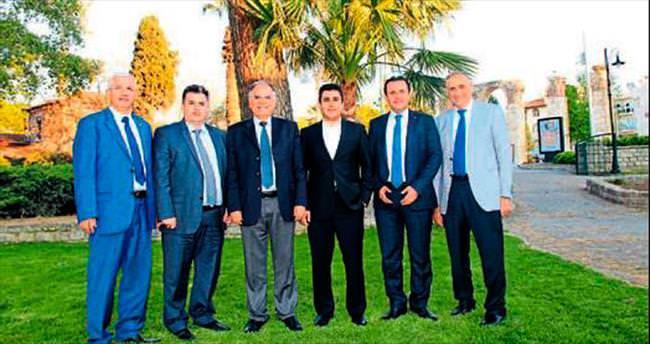 Selçuk, AK Partili başkanları ağırladı