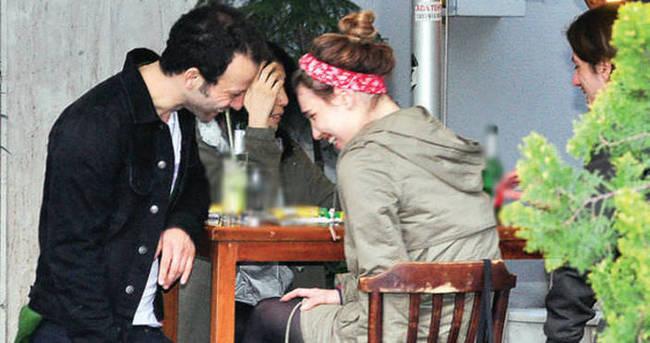 Rıza Kocaoğlu kız arkadaşıyla görüntülendi
