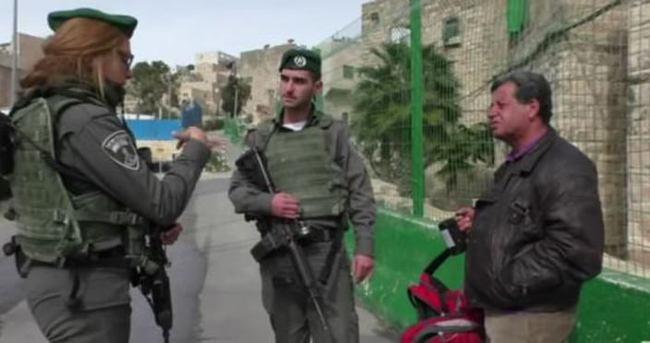 İsrail'den Nazi uygulaması