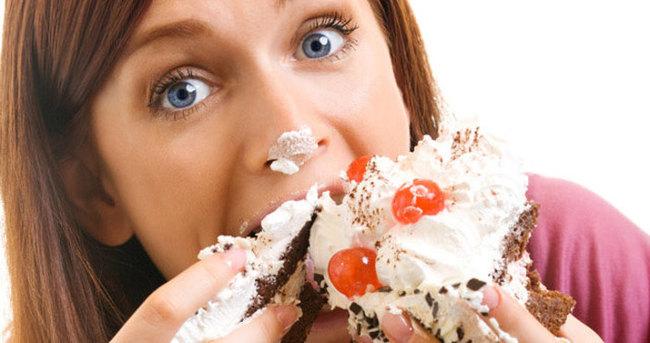 Diyeti bozmadan tatlı yemek mümkün