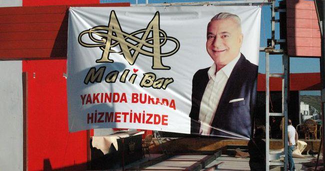 Mehmet Ali Erbil Bodrum'da eğlence mekanı açıyor