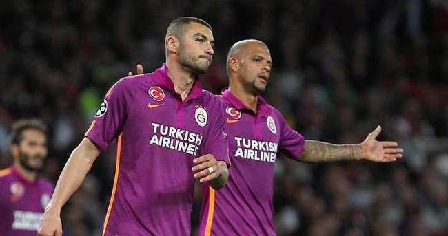 Galatasaray'ın Trabzon kafilesi belli oldu