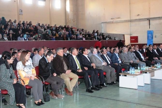 AK Parti Heyeti Fuarı Gezdi