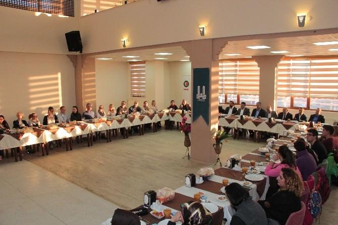 """Hizmet İş Sendikası'ndan """"Engelleri Aşalım, Erzurum'da Buluşalım"""" Projesine Destek"""