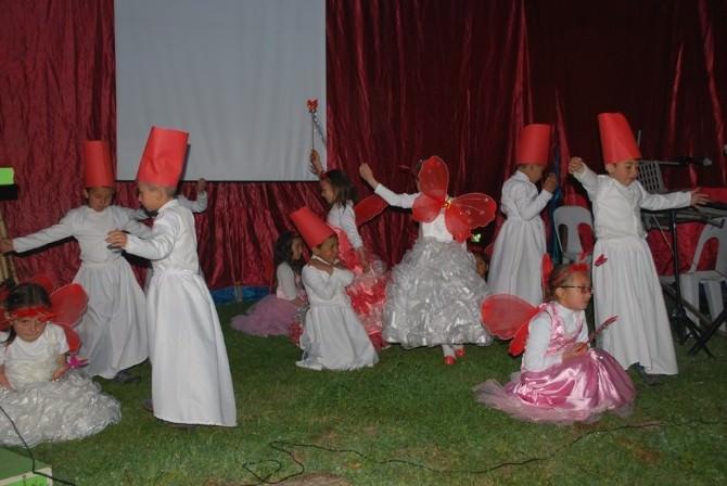 Köydeki Kutlu Doğum Programı Büyük İlgi Gördü