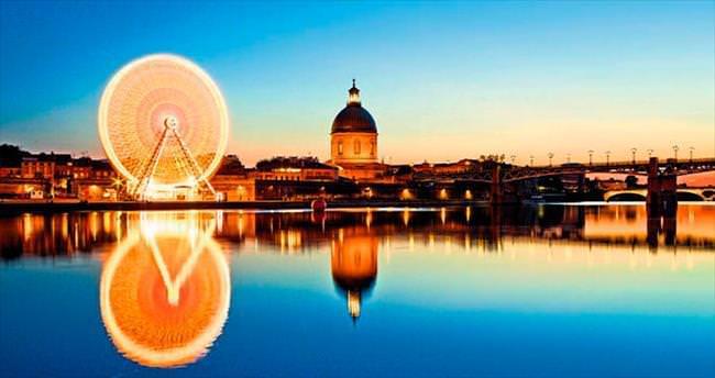 Fransa'nın en romantik şehirleri