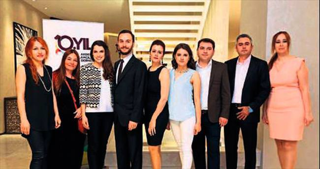 ARD 10'uncu yılını kutladı
