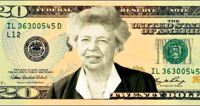 20 dolarlık banknot kadın yüzünü arıyor