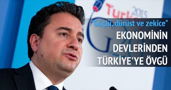 Türkiye'nin G20 başkanlığına övgü