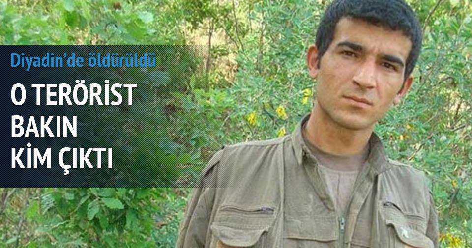 Öldürülen PKK'lı katil zanlısı çıktı