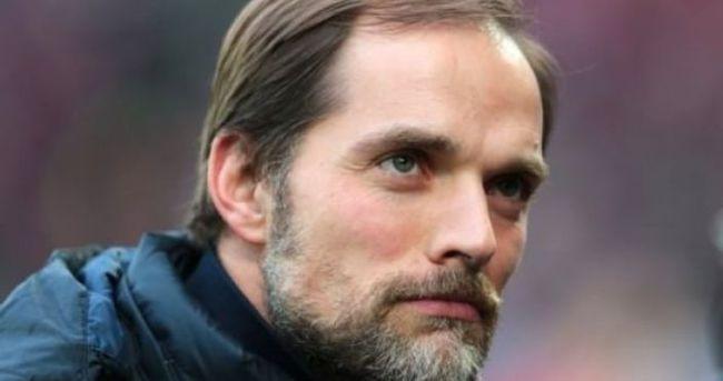 Thomas Tuchel Borussia Dortmund'da!