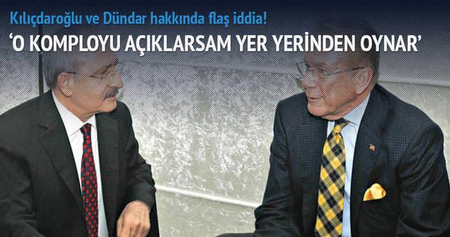 Savcı Sayan: Uğur Dündar-Kılıçdaroğlu komplosunu açıklasam yer yerinden oynar!