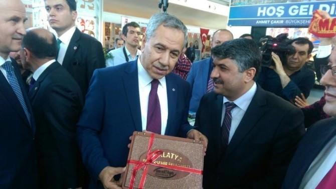 Bursa Anadolu Günleri'nde Malatya Rüzgarı