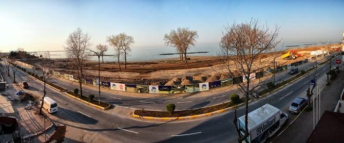 Karasu Sahil Parkı Ve Rekreasyon Alanı'nın Temeli 29 Nisan'da Atılıyor