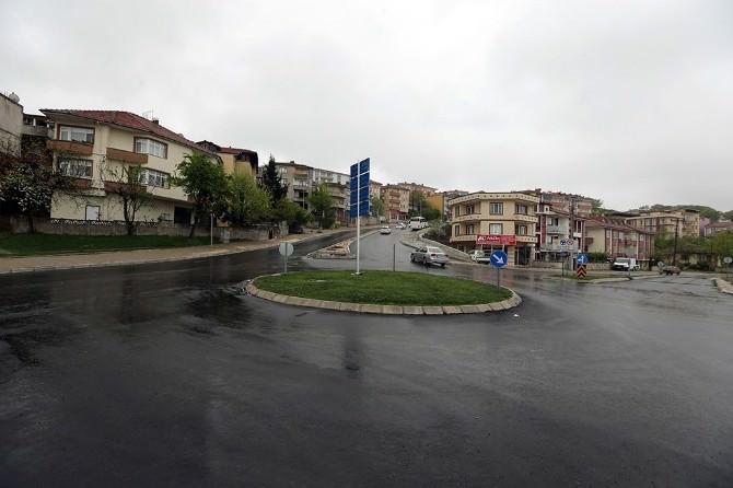 Şehit İlhan Aras Caddesi Yenilendi