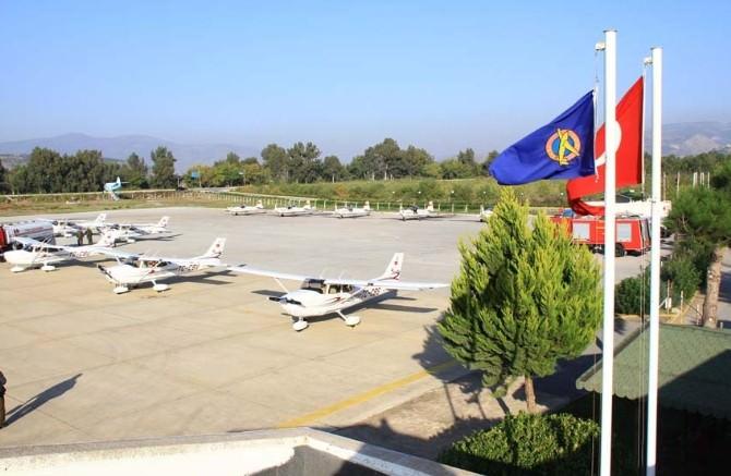 Türk Hava Kurumu, Uçuş Eğitimlerini Kastamonu'da Yapacak