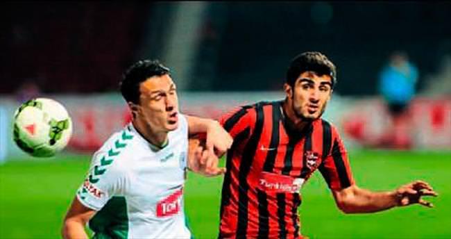 Gaziantepspor 3 puandan oldu