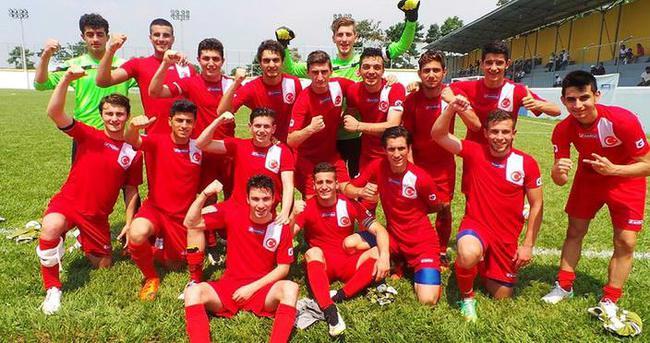 Trabzon Erdoğdu Lisesi dünya şampiyonu