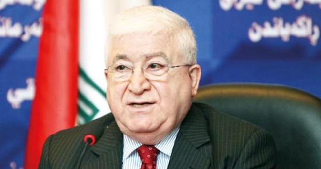 Irak Cumhurbaşkanı Türkiye'ye geliyor