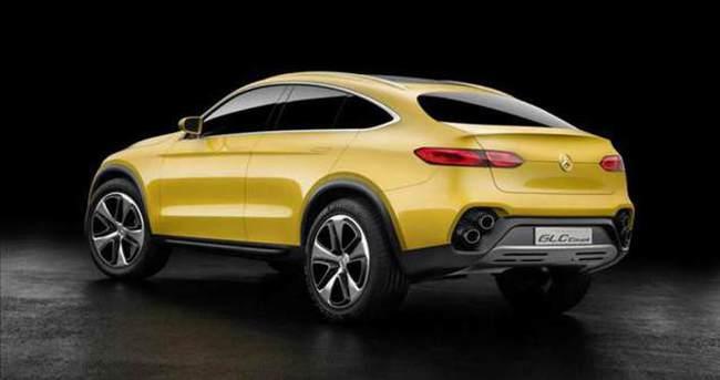 Mercedes'ten BMW X4'e cevap
