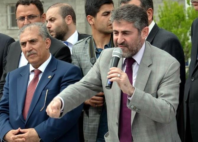 Nureddin Nebati, Seçim Gezilerini Sürdürüyor