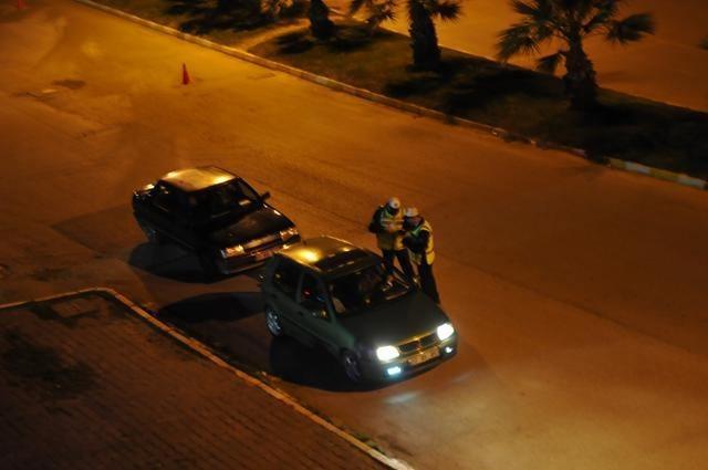 Akçakoca'da Trafik Denetimleri