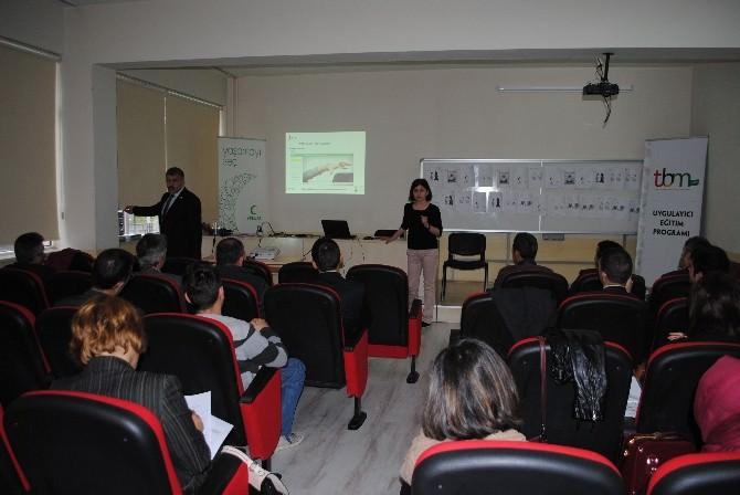 Amasya'da Rehber Öğretmenlere Bağımlılıkla Mücadele Eğitimi Anlatıldı