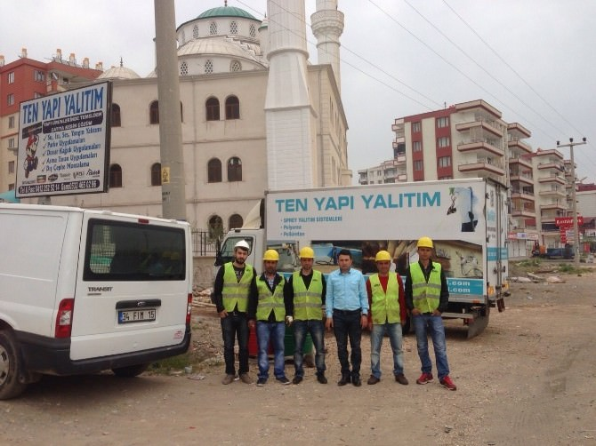 Diyarbakır'da Yalıtım Yatırımı Arttı